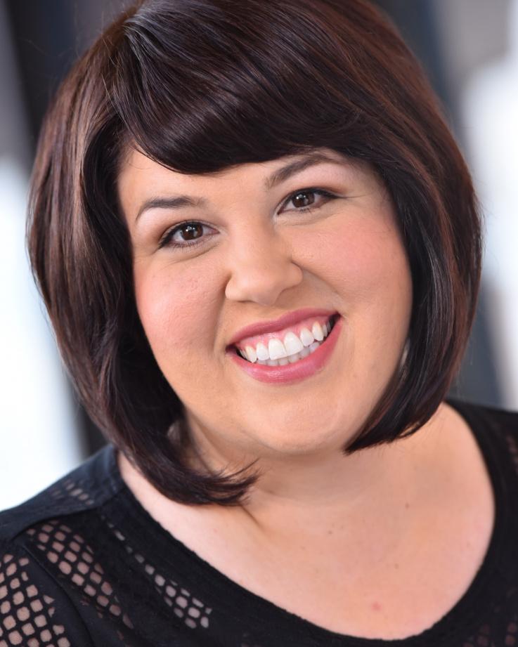 Andrea Ramsey headshot